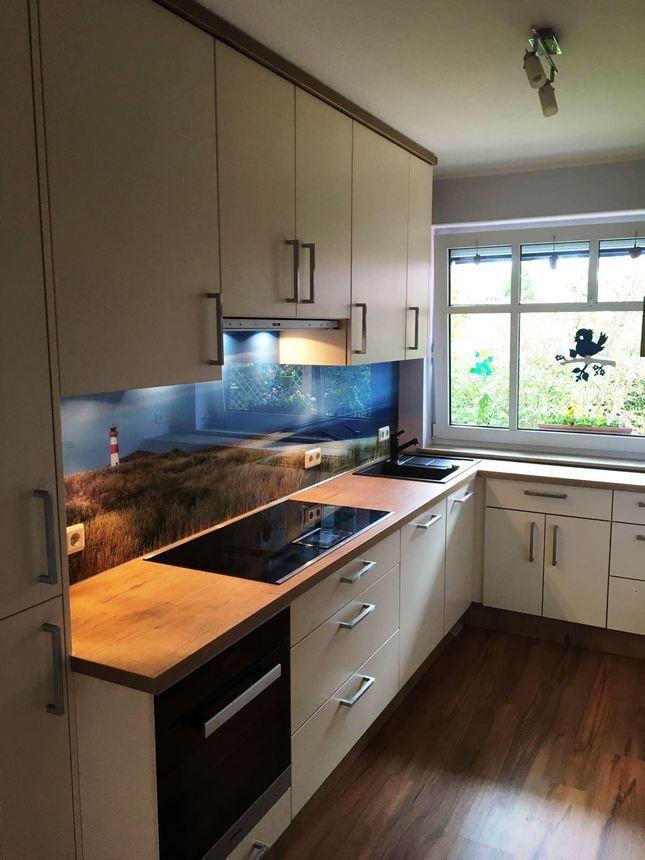 Noch mehr ansichten dieser küche mit einem klick auf das bild küchenreferenzen · barrierearme küchen · kleine küchen