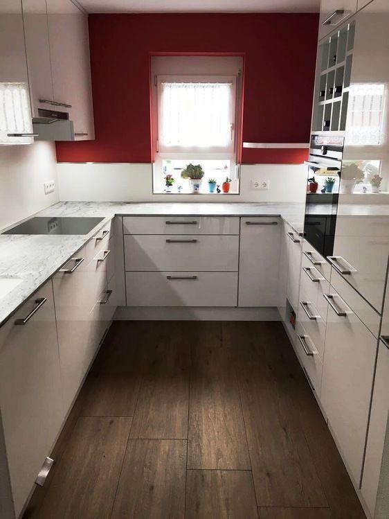 Klein Küche kleine küchen küchenreferenzen dr küche tausendschön